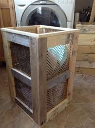 Laundry Hamper Tilt Out by Articles With Wooden Laundry Hamper Diy Tag Laundry Hamper Plans