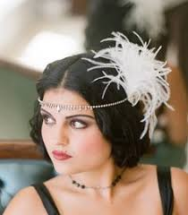 how to make a 1920s hairpiece this fab 1920s style headpiece is great for jazz age or boardwalk
