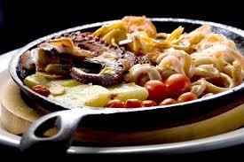 plancha de cuisine plancha de mariscos grilled seafood peru delicias