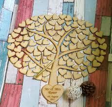 tree guest book wedding tree guestbook wooden wedding guest book alternative