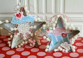 winter event day 5 cookie cutter ornaments pink paislee