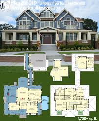 wrap around porch home plans four square house plans with attached garage one story porch feet