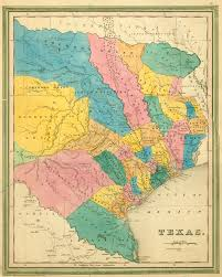 Etsy Maps Texas Historical Maps Perry Castañeda Map Collection Ut