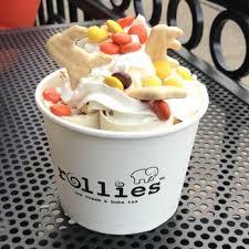 rollies ice cream u0026 frozen yogurt 79 s state st westerville