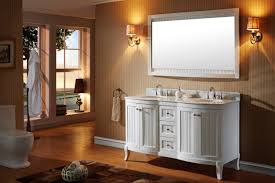 Virtu Bathroom Accessories by Virtu Usa Khaleesi 60 Double Bathroom Vanity Set In White