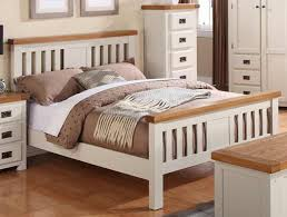 Bed Frame Buy Annaghmore Heritage White Oak Bed Frame Buy At