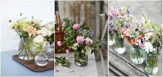 jar floral centerpieces 30 simple floral arrangements my fabuless