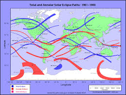 Future Map Of North America by Nasa Total Solar Eclipse Of 2024 Apr 08