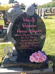 baby headstones for your angel baby pictures cont 2 trigger page 100