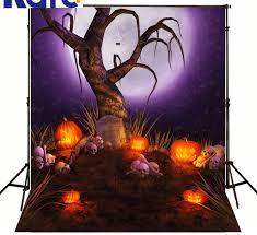 only 25 00 halloween backdrop lantern pumpkins skull halloween