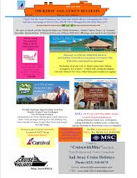 preview our thursday travel specials bargains for may 19 2011
