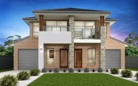Kurmond Homes    New Home Builders Duplex Storey Home - Duplex homes designs