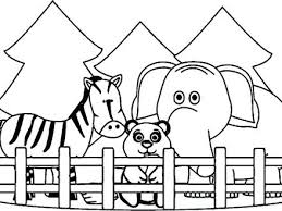 zoo coloring pages preschool zoo animal coloring pages zoo coloring pages zoo animals coloring