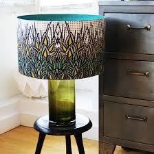 drum lamp shades lighten up your day midcityeast