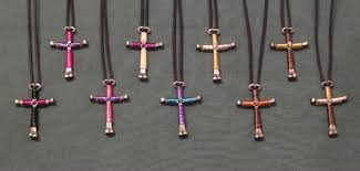 crosses from nails