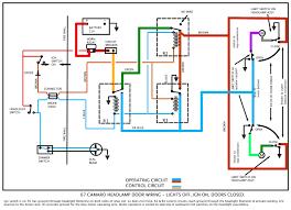 1969 camaro wiring diagram carlplant me wp content uploads 67 rs headlight do