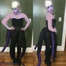 Ursula Costume Homemade Halloween Costume Ideas 2015 Homemade Ursula Costume