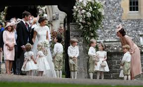 inside pippa middleton u0027s wedding in berkshire england vogue