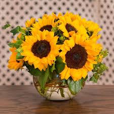 balloon delivery pasadena ca happy sunflowers in pasadena ca the flowerman inc