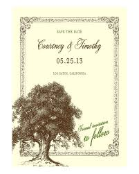 Rustic Save The Date Rustic Save The Dates We Love Martha Stewart Weddings