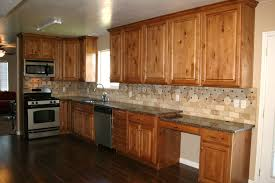 Kitchen Backsplash With Granite Countertops Kitchens This Kitchen Backsplash Features The 2017 Including