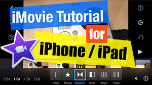 imovie app tutorial 2014 imovie for iphone and ipad tutorial for beginners youtube