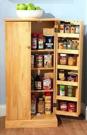 country kitchen cabinet pantry cupboard canned food chicken