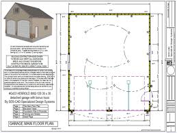 Double Garage Dimensions by 30 X 30 Garage Plans U2013 Garage Door Decoration