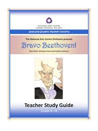 beethoven study guide ludwig van beethoven orchestras