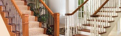 Staircase Banister L J Smith Stair Systems Products