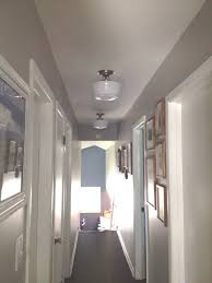 paint hall home lighting find inspiration hallway light fixtures gray wall