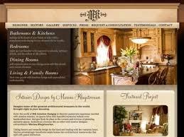 Interior Design History Mk Interior Designs Flash Website Design