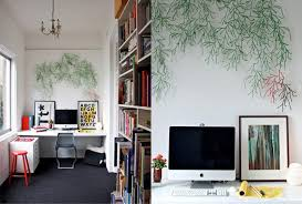 best decorating small home office ideas