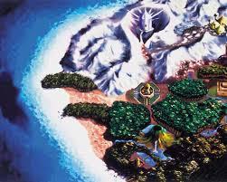 One Piece World Map Majora Island One Piece Ship Of Fools Wiki Fandom Powered By