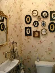 gallery wall starring vintage silhouettes nicole lanteri
