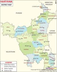 State Capitol Map by Haryana Map Modern Automobiles Pinterest India