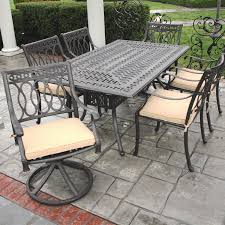 Discontinued Patio Furniture by The Augusta Collection Leisure Select