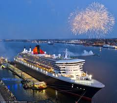 how cunard u0027s flagship queen mary 2 cruise liner will look after a