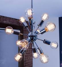 Sputnik Light Fixture by Affordable Sputnik Chandeliers From Brooklyn Bulb Co Sputnik