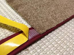How To Make An Area Rug Out Of Carpet Tiles Delightful Ideas Carpet Edge Binding How To Make An Area Rug Out