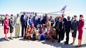 Qatar Airways Namibia Airports Company Qatar Airways Flies Doha To Windhoek
