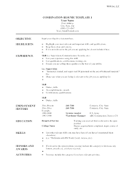 functional resume template word simple functional resume template word mac template for resume
