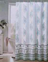 shower curtain cynthia rowley indian elephant orange