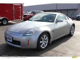 Nissan 350z New - 2004 nissan 350z touring coupe in chrome silver metallic 064316