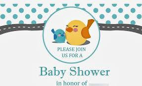 baby shower for boys