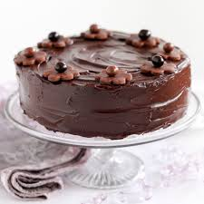 easy ways to decorate a cake at home to make chocolate cake