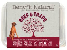 best raw dog food brand uk complete raw dog food benyfit natural