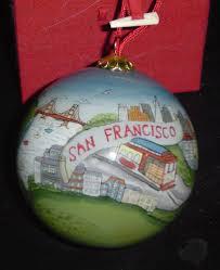 new li bien san francisco ornament inside