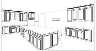 kitchen island plan design critique for large kitchen island plan