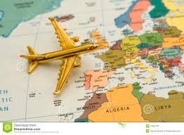 traveling images Plane traveling to europe stock image image of transportation jpg
